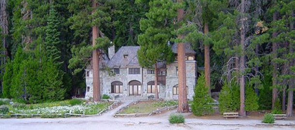 Vikingsholm Castle Lake Tahoe